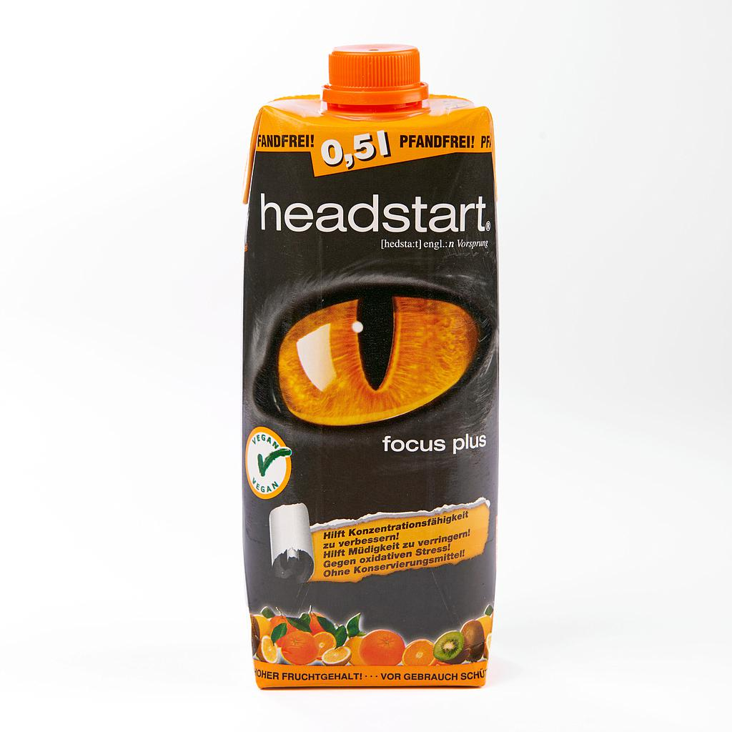 Headstart focus plus Tetra